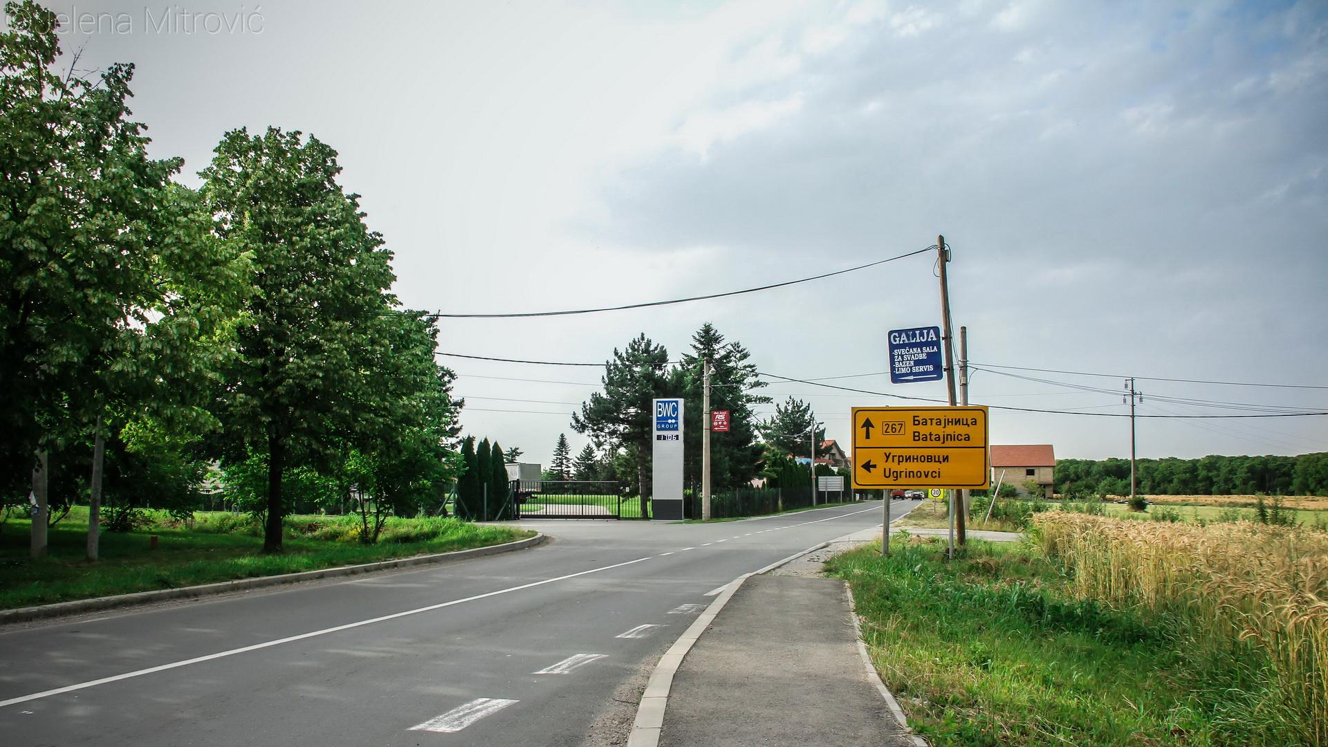ugrinovci mapa Ugrinovci.rs   vesti, najveća baza firmi iz Ugrinovaca, Batajnice  ugrinovci mapa